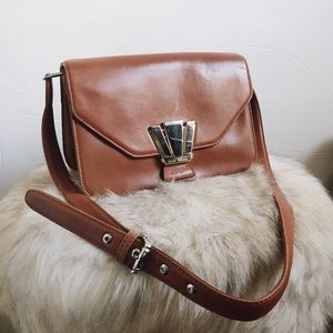 Henri Bendel Leather Crossbody